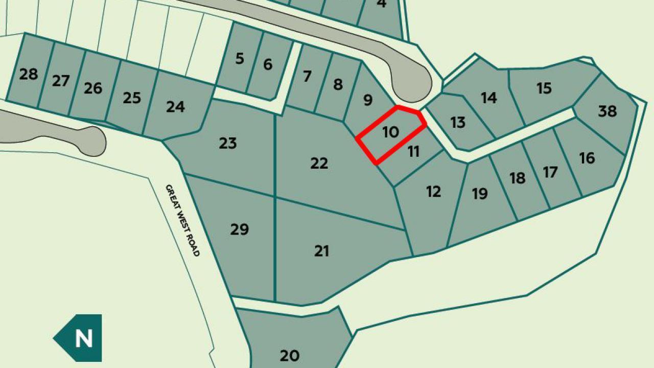 Lot 10 23 Baxendale Drive, Pukehangi