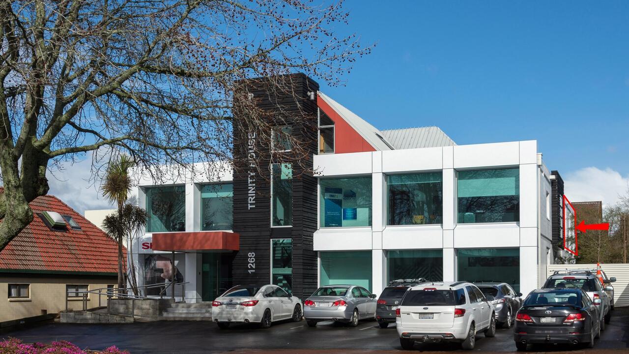 First Floor/1268 Haupapa Street, Rotorua Central