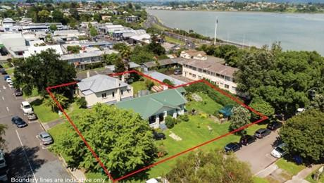 8 Williams St and 31 Selwyn St, Tauranga Central