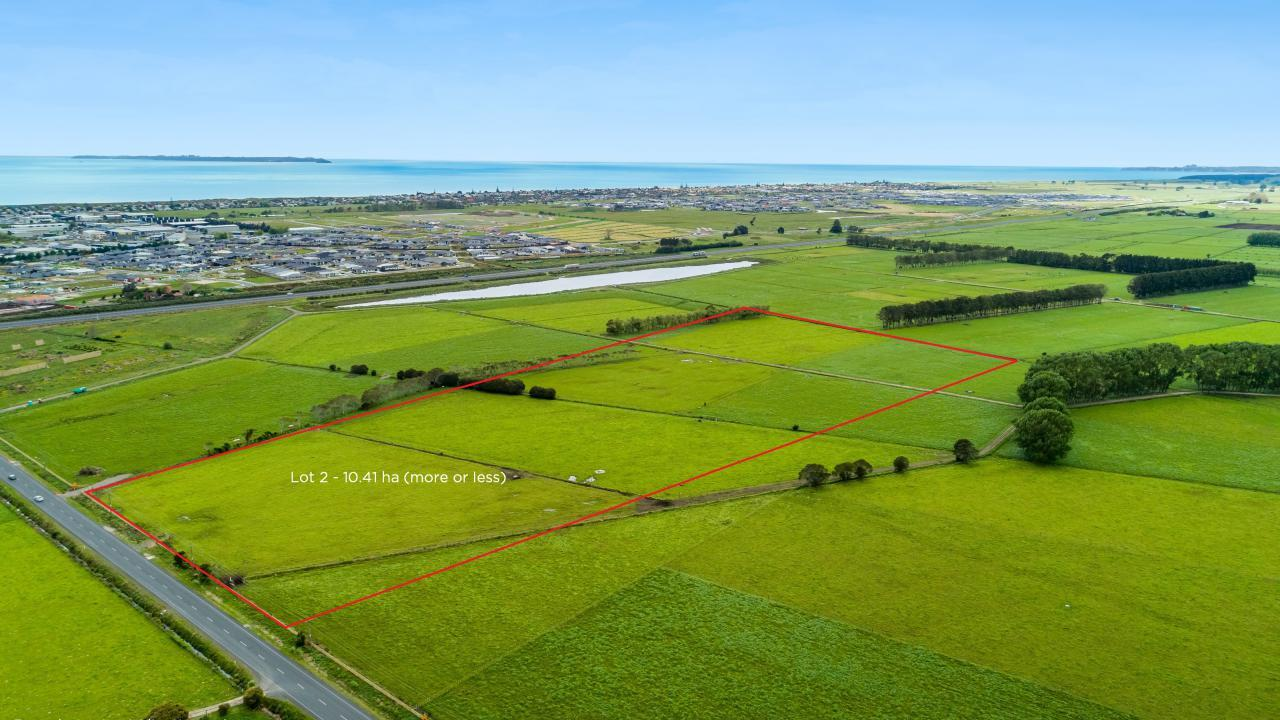 Lots 1 - 4 Parton Road, Papamoa