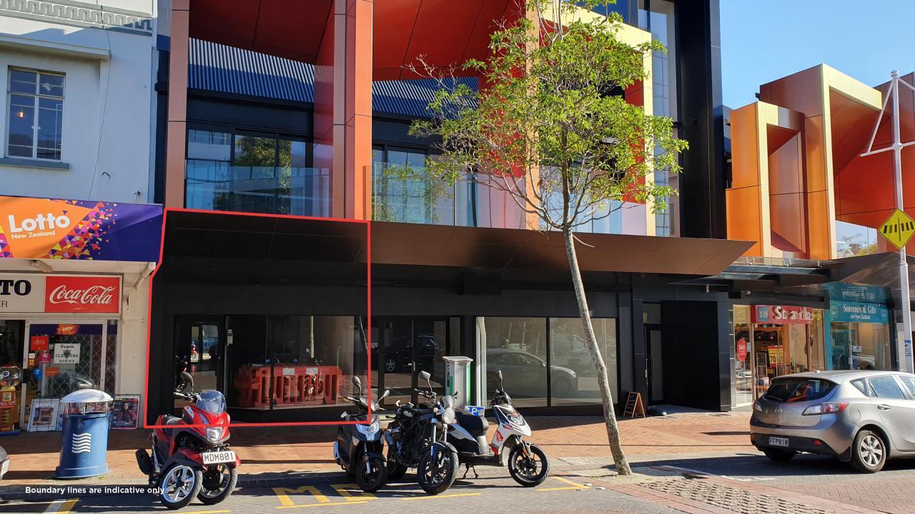 Shop 1A/1 Devonport Road, Tauranga Central