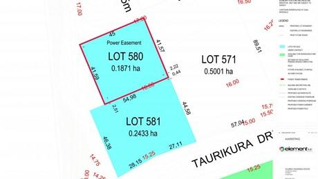 Lot 580 Tauriko Business Estate, Tauriko