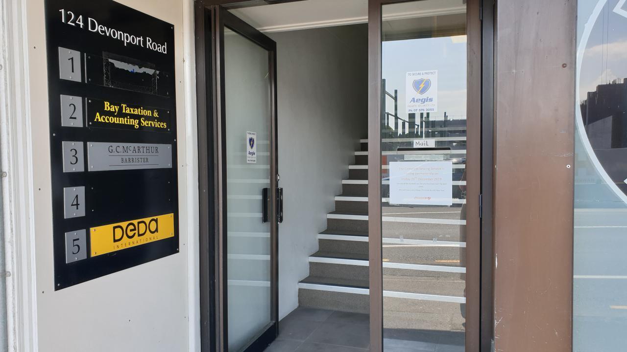 Office 4/124 Devonport Road, Tauranga Central