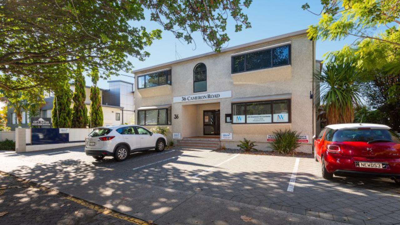 Room 4/Level 1, 36 Cameron Road, Tauranga Central