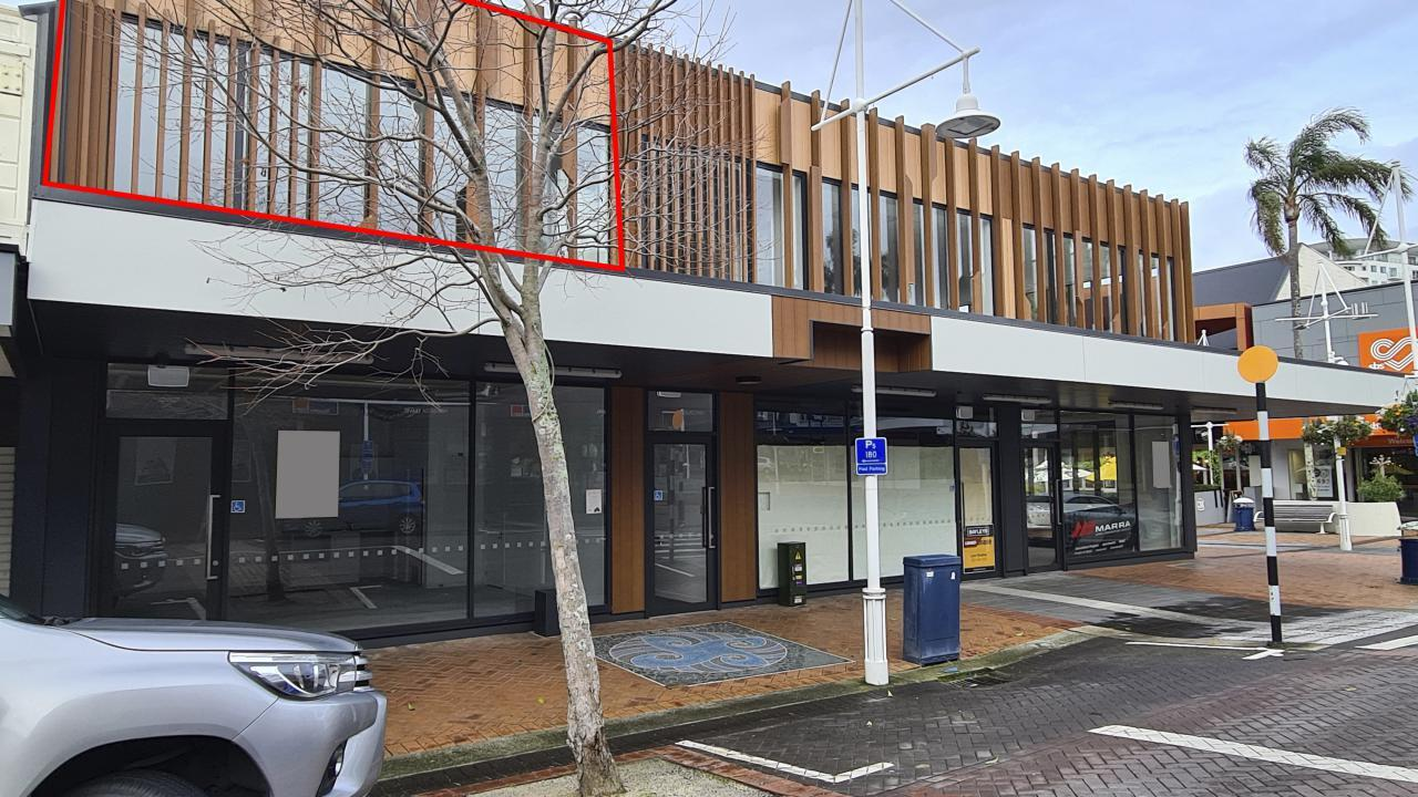 L1/Suite 2,136 Willow Street, Tauranga Central