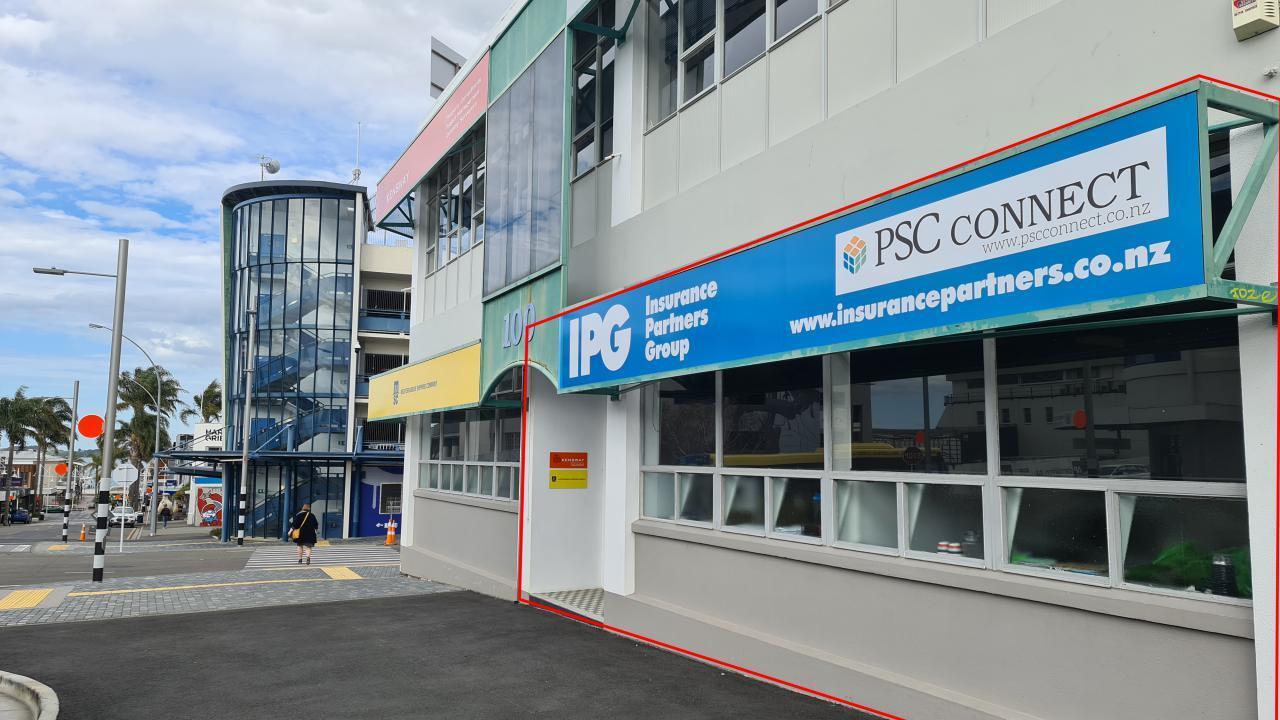 100 Spring Street, Tauranga Central