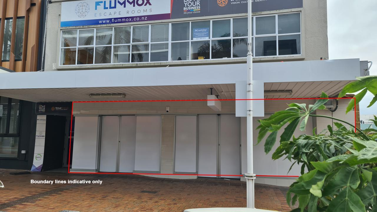 Ground Floor/27 Spring Street, Tauranga Central