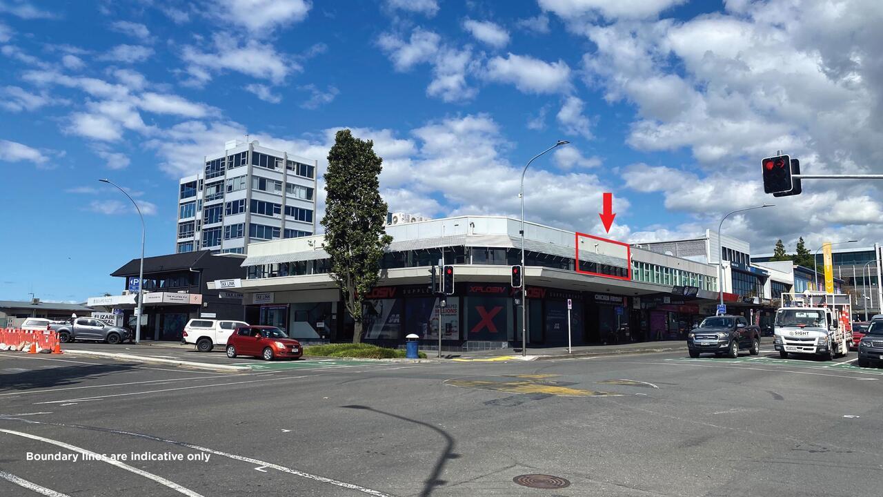 Level 1, Suite 2/120 Devonport Road, Tauranga Central