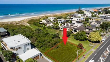 Lot 1 313 Oceanbeach Road, Mt Maunganui