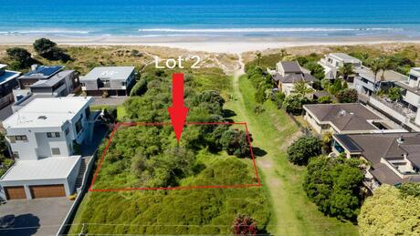 Lot 2, 313 Oceanbeach Road, Mt Maunganui