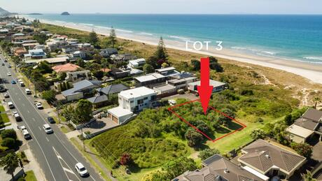 Lot 3 313 Oceanbeach Road, Mt Maunganui