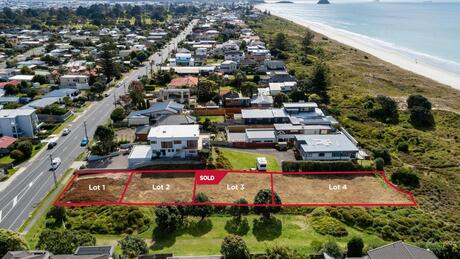 Lot 4, 313 Oceanbeach Road, Mt Maunganui