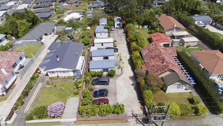 456 and 454a Carrington Street East, Upper Vogeltown