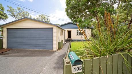 105 Clemow Road, Fitzroy