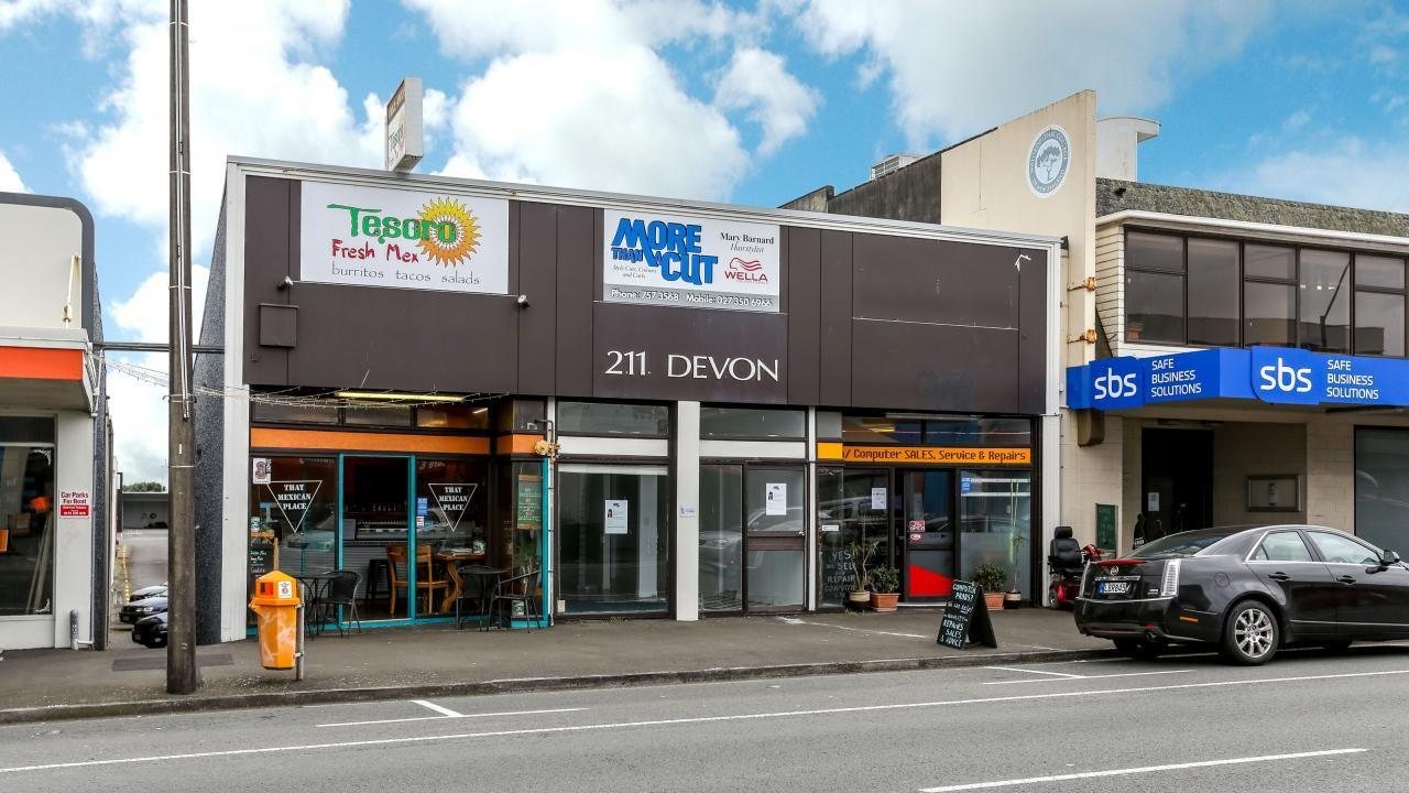 211 Devon Street East, New Plymouth
