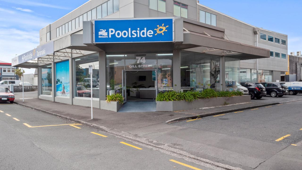 74-76 Gill Street, New Plymouth