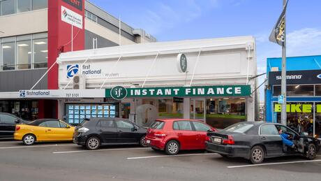 127-131 Devon Street East, New Plymouth Central
