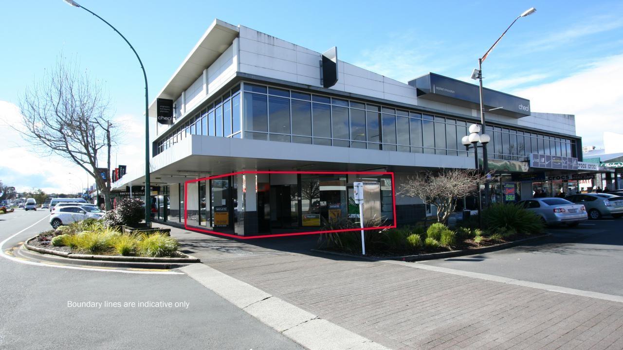 cnr Tongariro and Horomatangi Streets, Taupo