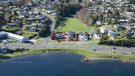 308 and 310 Lake Terrace, Taupo