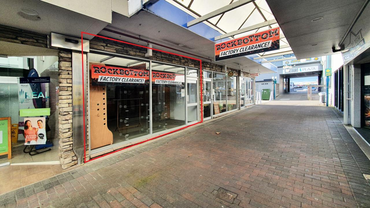 Starlight Arcade, Taupo
