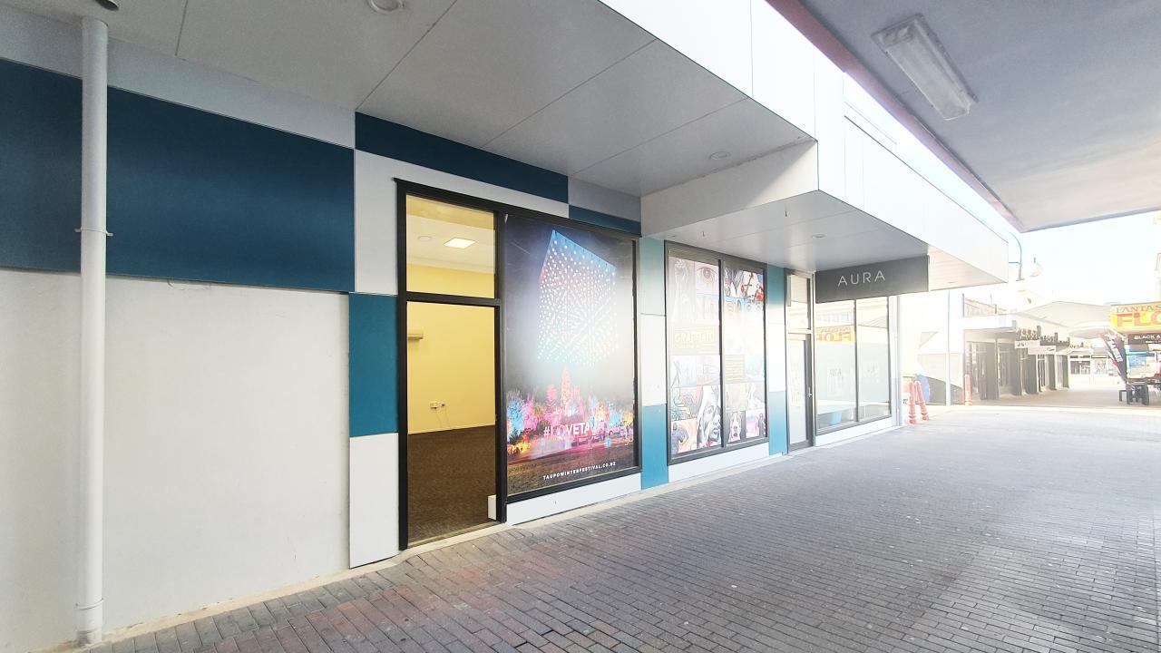 Marama Arcade, Taupo