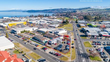 cnr Spa Road and Taniwha Street, Taupo