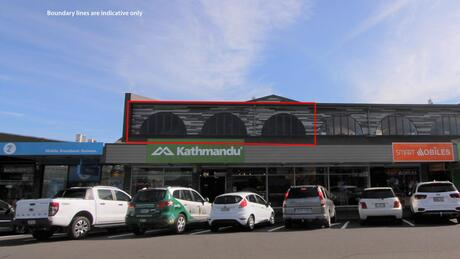 First floor, 20 Horomatangi Street, Taupo