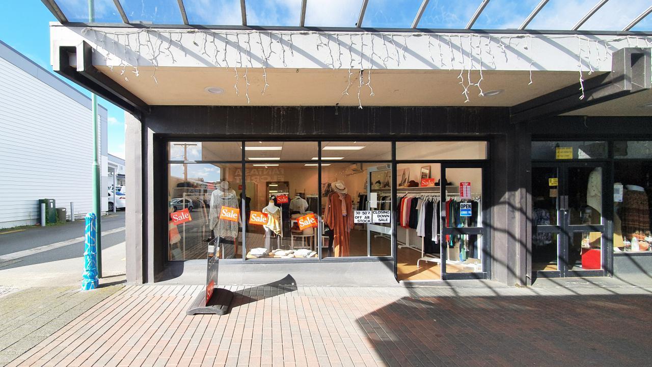 Shop 7 Marama Arcade, Taupo