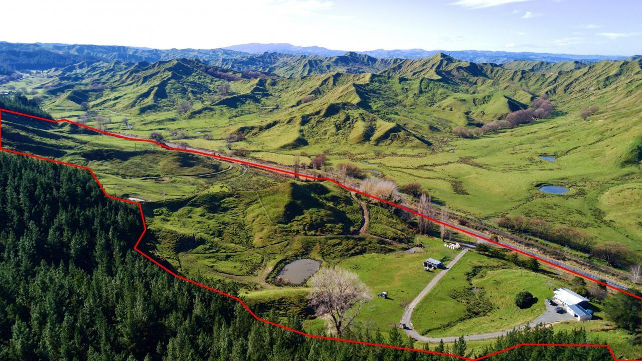 1522 State Highway 2, Wairoa Country