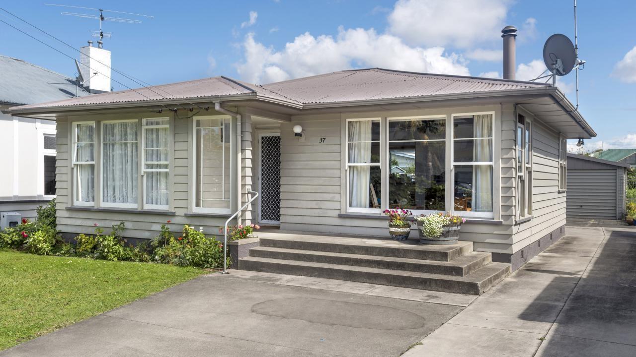 37 Wellington Street, Te Hapara