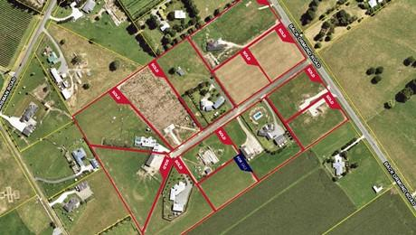 Lot 1 and Lot 6 Back Ormond Road, Makauri