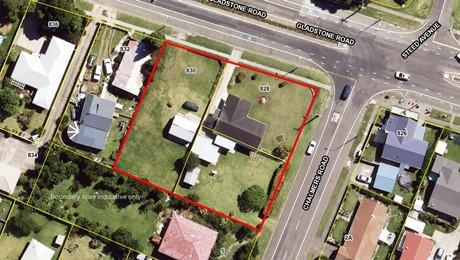 828 and 830 Gladstone Road, Te Hapara