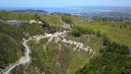 Cave Road, Matokitoki