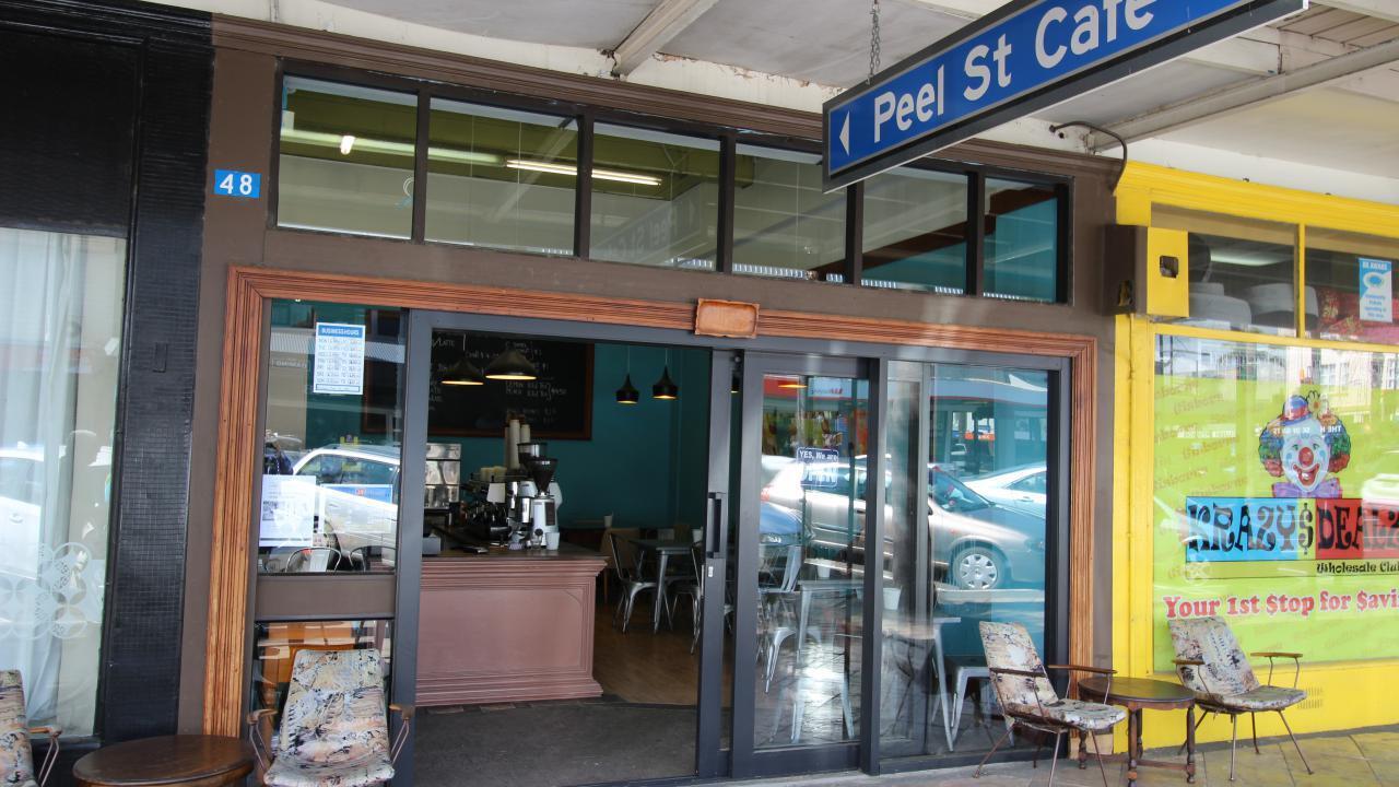Peel Street, Gisborne Central