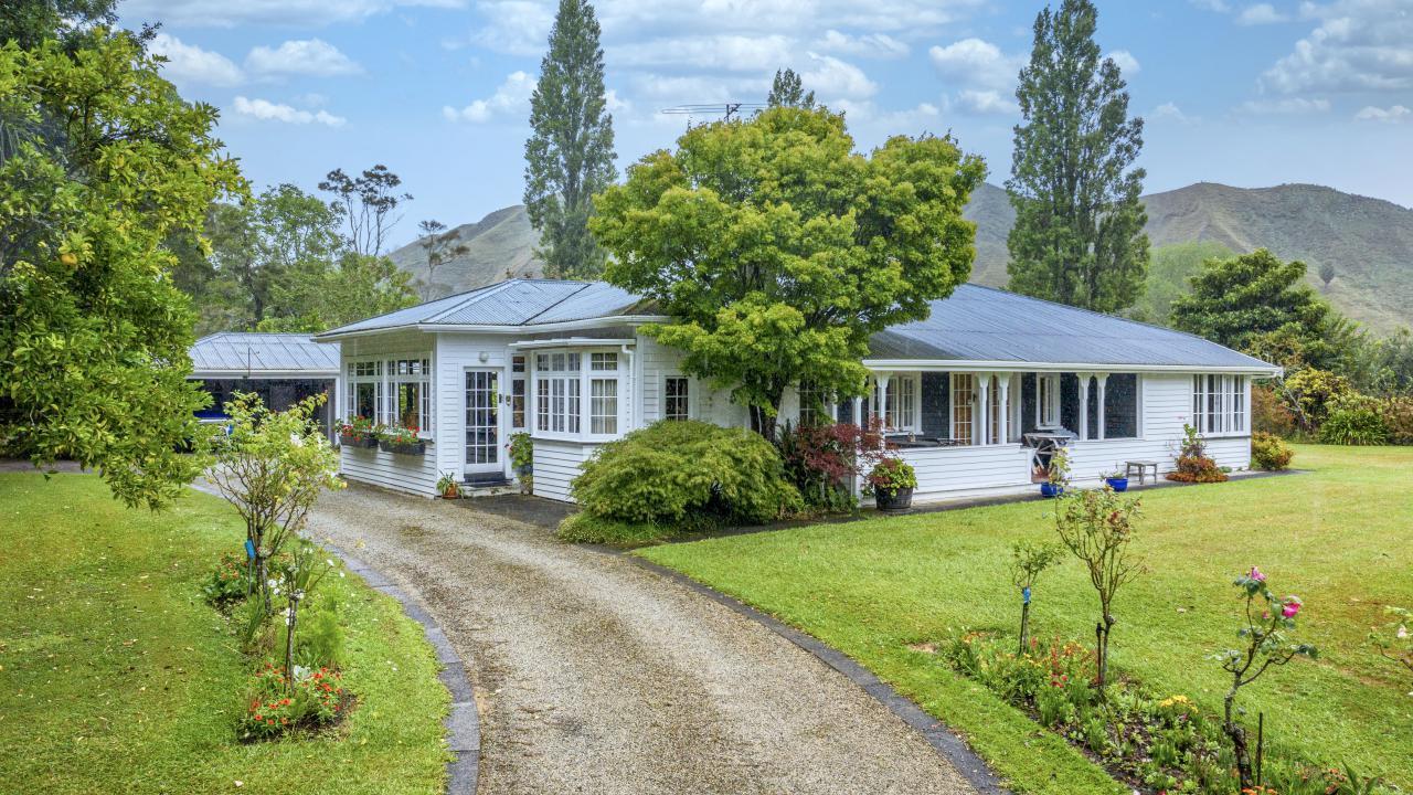 431 Tiniroto Road, Frasertown