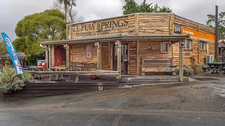 1 Hall Street, Te Puia Springs