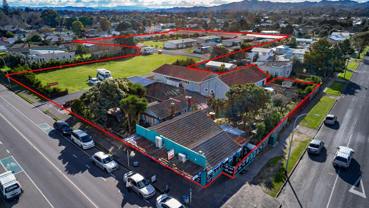 549 Childers Road, Te Hapara