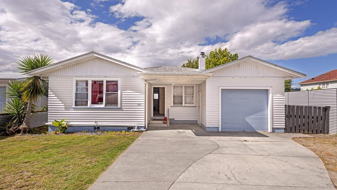 553 Aberdeen Road, Te Hapara