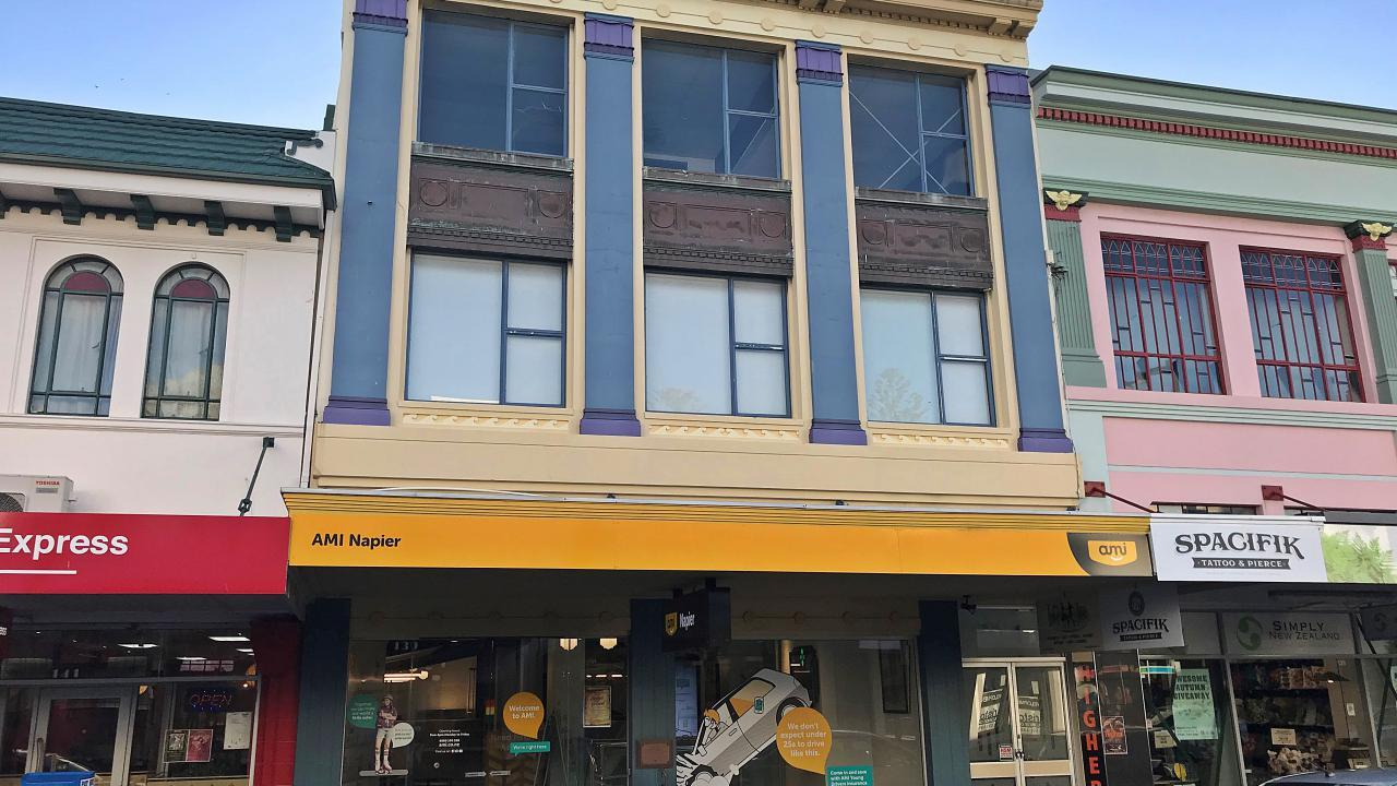131-139 Hastings Street , Napier Central
