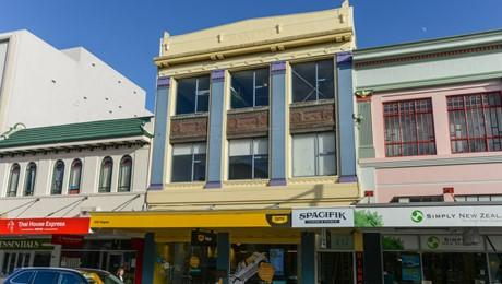 131-139 Hastings Street, Napier Central