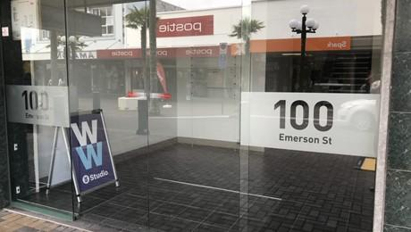 100 Emerson Street, Napier South