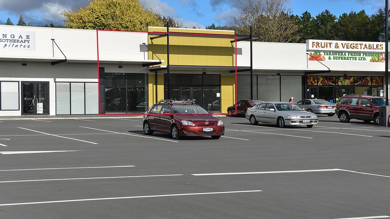 PU5 Redwood Centre, Lynmore, Rotorua