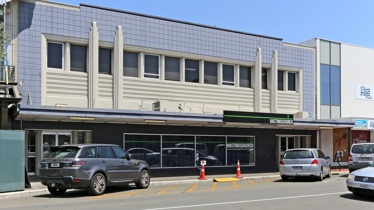 315-317 Heretaunga Street East, Hastings Central