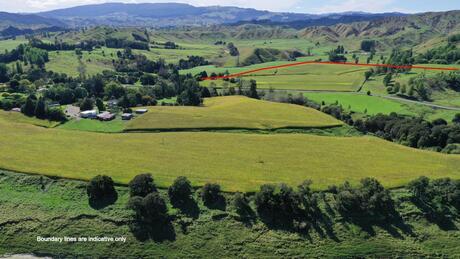 821 Tiniroto Road and 14 Kent Road, Ruakituri