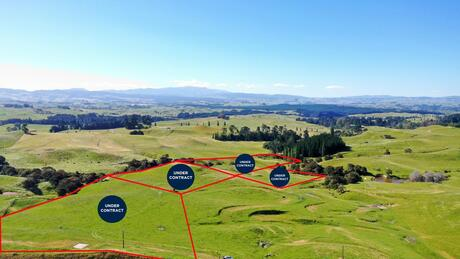 Lots 1-4 2136 Taihape Road, Sherenden