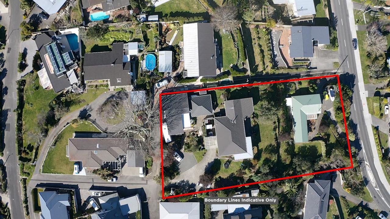 22 Busby Hill and 41 Joll Road, Havelock North