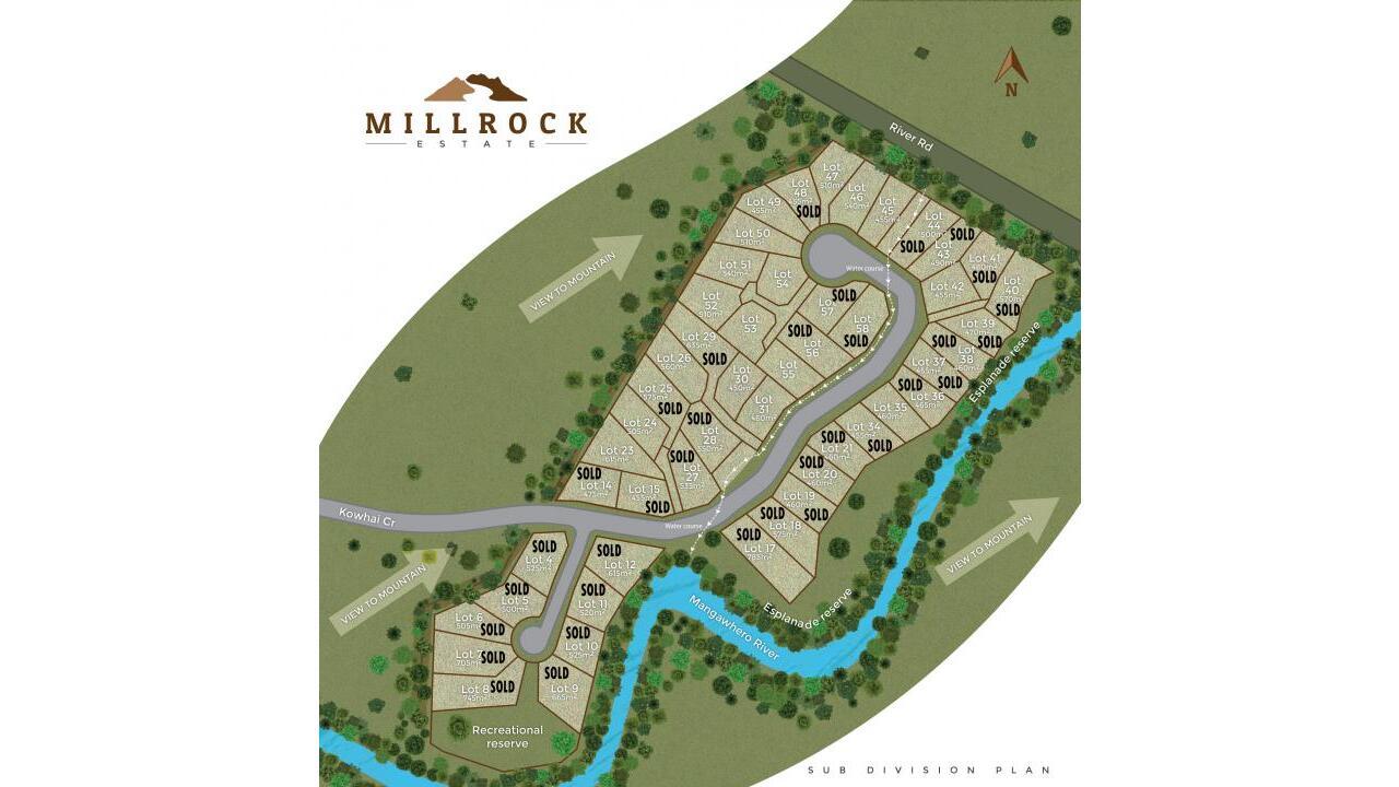 Lot 35 Millrock Estate, Ohakune