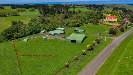 Whakamara Road, Hawera