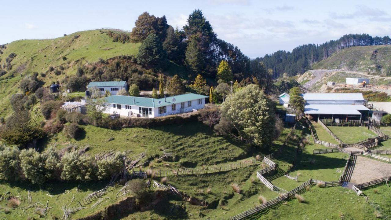 820 Rangitatau West Road, Maxwell