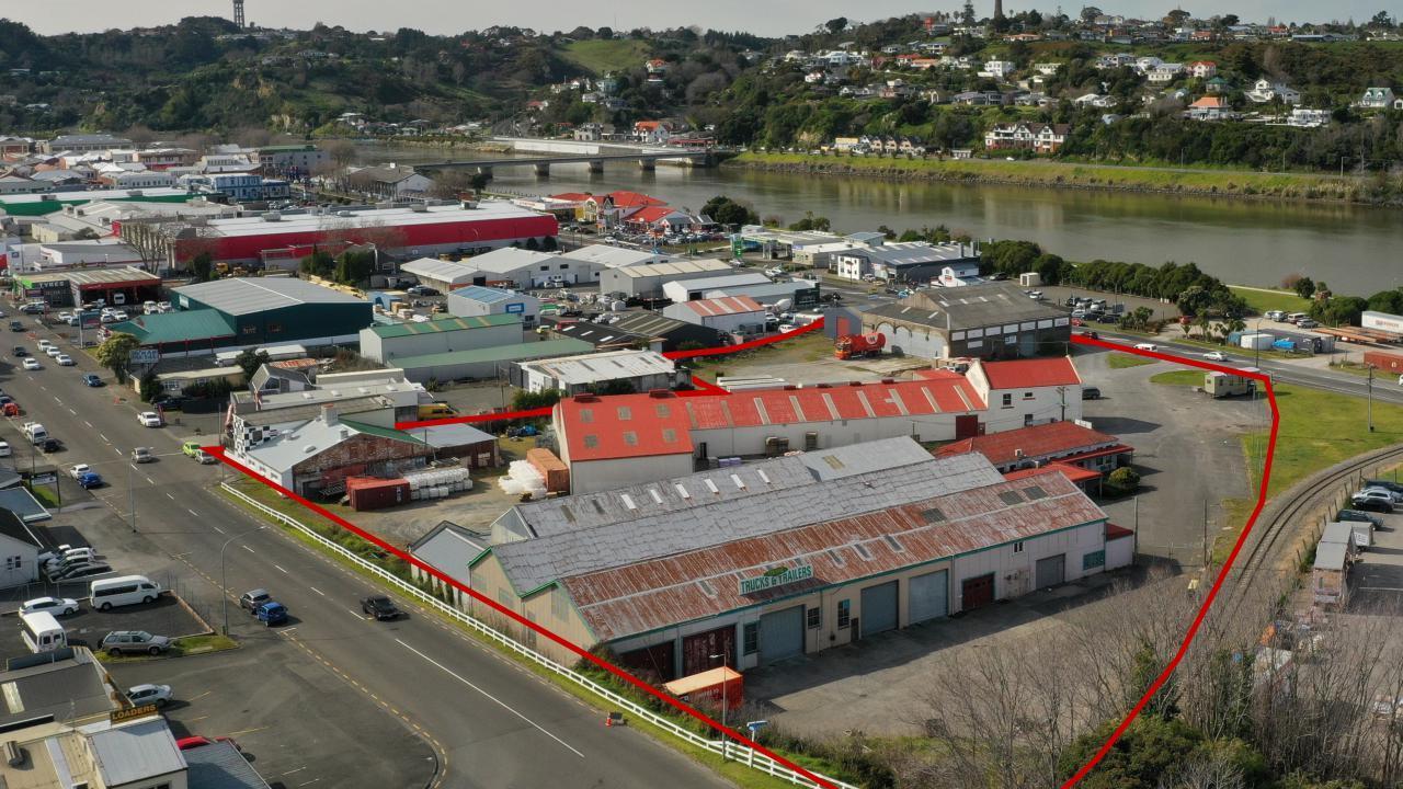 152 Taupo Quay, Whanganui City